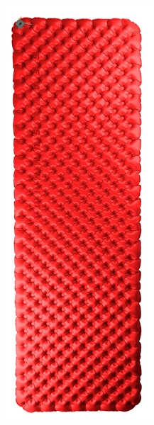 Sea to Summit Comfort Plus insul mat rec regular rood