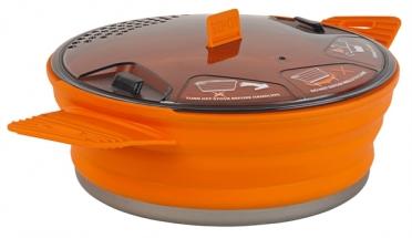 Sea to Summit X-Pot 1.4L kookpan oranje