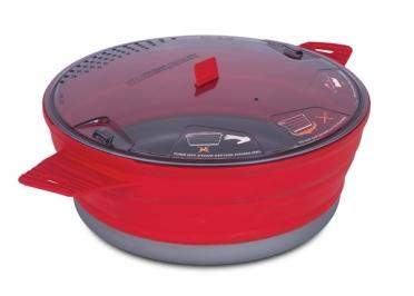 Sea to Summit X-Pot 4.0L kookpan rood