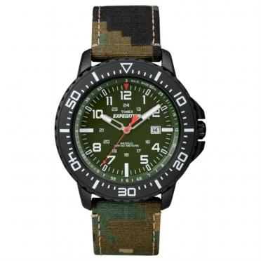 Timex outdoorhorloge Expedition Camo Uplander T49965