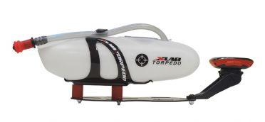 XLAB Torpedo drinksysteem 400 rood