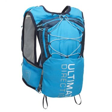 Ultimate direction Adventure vest 4.0 hardlooprugzak blauw heren