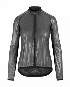 Assos Uma GT Clima EVO fietsjack zwart dames