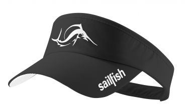 Sailfish Visor zwart