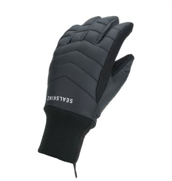 SealSkinz All weather insulated handschoenen zwart heren