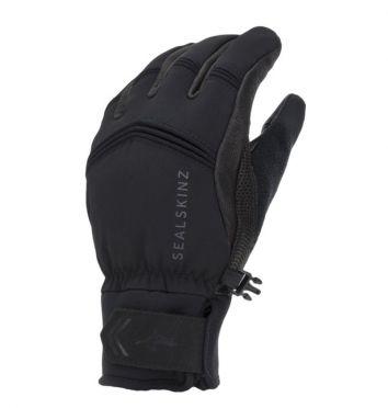 SealSkinz Extreme cold weather handschoenen zwart