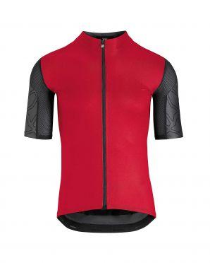 Assos XC korte mouw fietsshirt rood heren