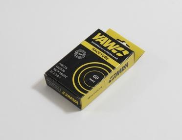 YAW Race binnenband 60 mm 4-pack