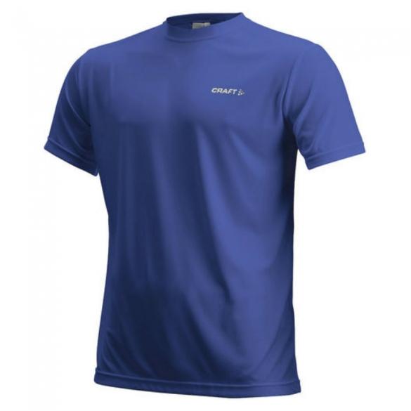 Craft Prime hardloopshirt cobalt heren  199205-1335
