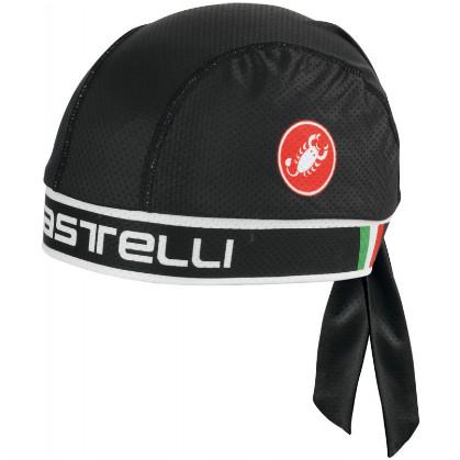 Castelli Bandana zwart unisex  13048-010