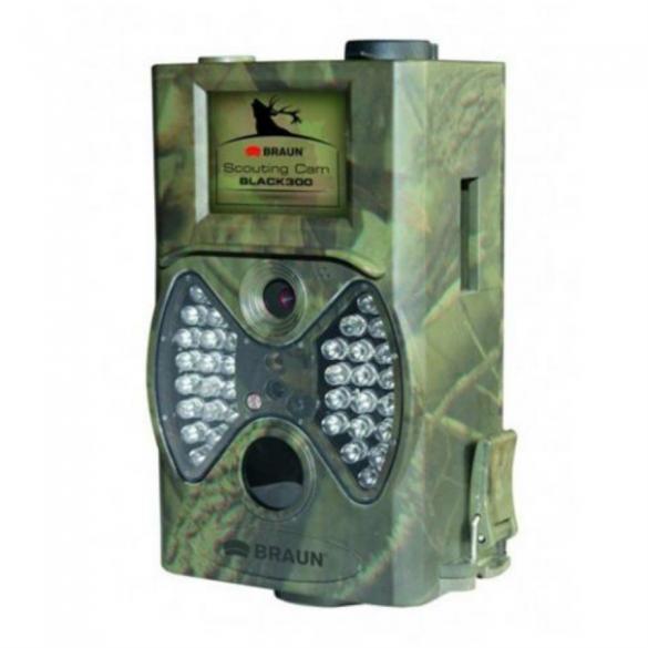 Braun Wildcamera Black300  535630