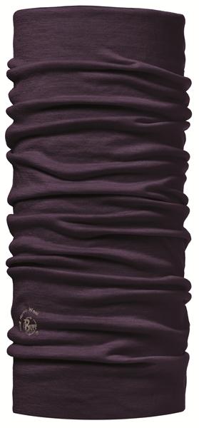 BUFF Solid plum nekwarmer paars  100638voorraad