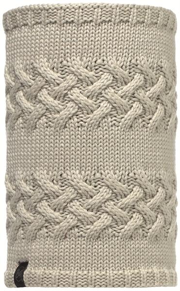 BUFF Neckwarmer knitted and polar fleece, savva  101061