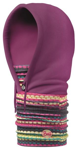 BUFF Polar hoodie coma / amaranth  108998