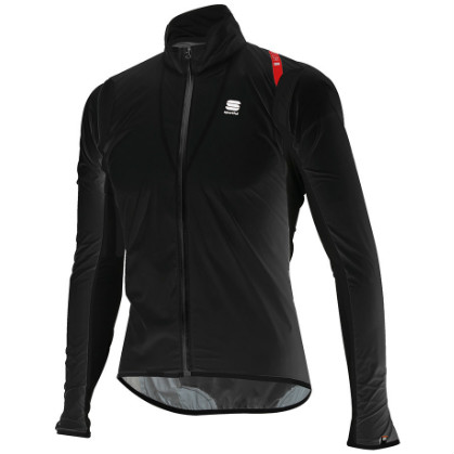 Sportful hot pack no-rain stretch jacket zwart 00922-002 2014  SP00922-002