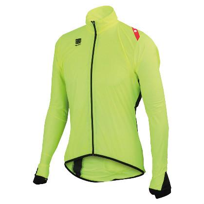 Sportful hot pack 5 jacket heren geel fluo/zwart 01135-091 2014  SP01135-091