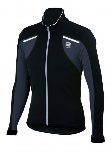 Sportful Alpe 2 Softshell Jacket zwart-wit heren 01399-002  1101399-002