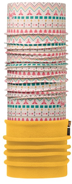 BUFF Child polar tipi multi / yellow  113424555