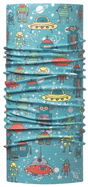 BUFF Baby high uv space robots blue  115088707