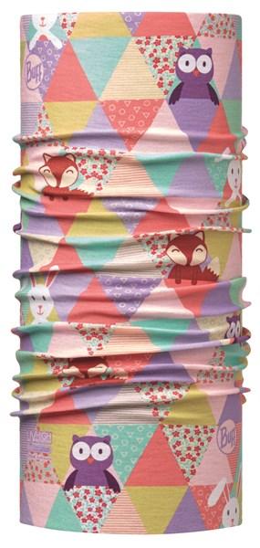 BUFF Baby high uv patchwork animals multi  115090555