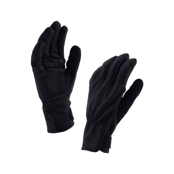 SealSkinz All weather cycle handschoen zwart dames  122161708-001-VRR