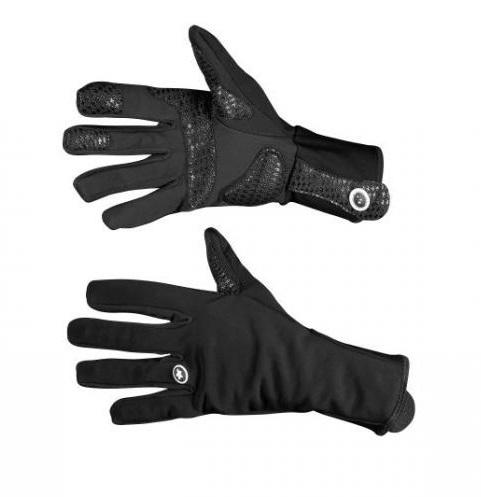 Assos earlyWinterGloves_s7 fietshandschoenen zwart unisex  135251112