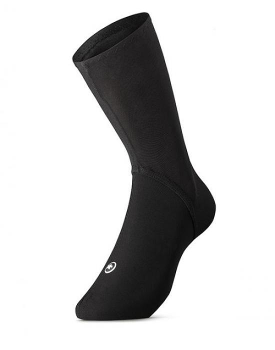 Assos Spring fall booties overschoenen zwart  136266618