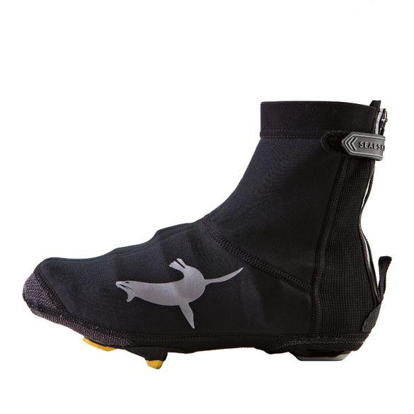 Sealskinz Neoprene overschoen zwart  15100030-0101