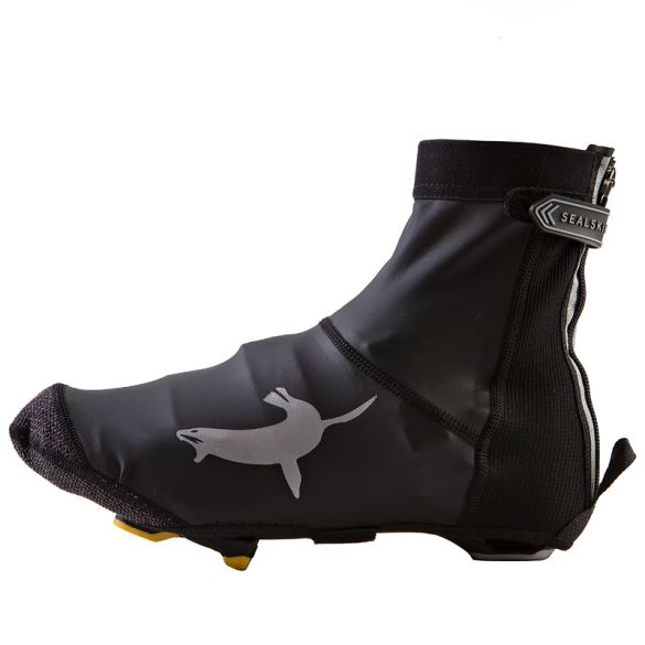 Sealskinz Lightweight open sole overschoen zwart  15100033-0101