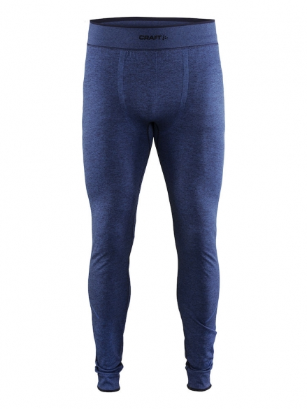 Craft Active Comfort lange onderbroek blauw/deep heren  1903717-1381