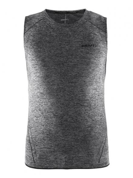 Craft Active Comfort mouwloos ondershirt zwart heren  1904084-B999-VRR