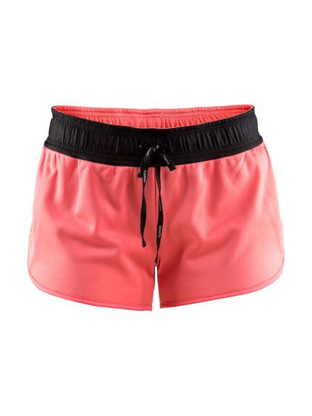Craft Eaze jersey hardloop short roze dames  1905871-702000