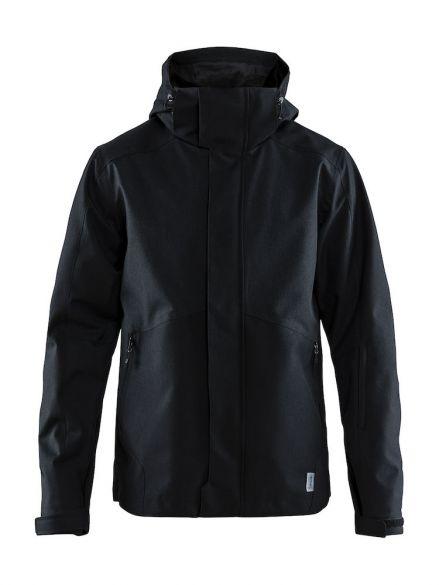 Craft Mountain winterjas zwart heren  1906274-999000