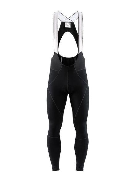 Craft Ideal Pro Thermal bibtight fietsbroek zwart heren  1906557-999000-VRR