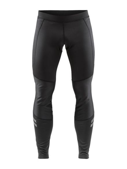 Craft Ideal wind tight fietsbroek zwart heren  1906564-999000