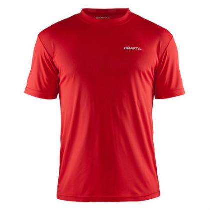 Craft Prime hardloopshirt rood heren  199205-1430