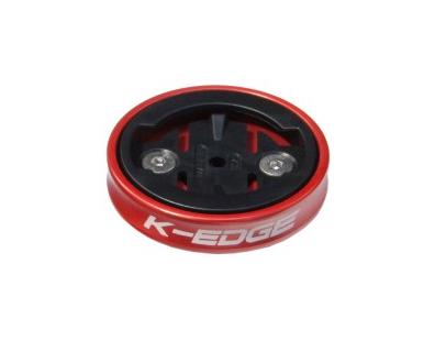 K-Edge Garmin gravity top cap mount rood  353008-002