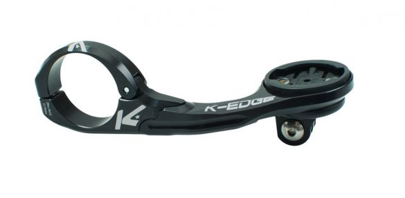 K-Edge Garmin pro XL combo mount 31.8mm zwart  353015-001