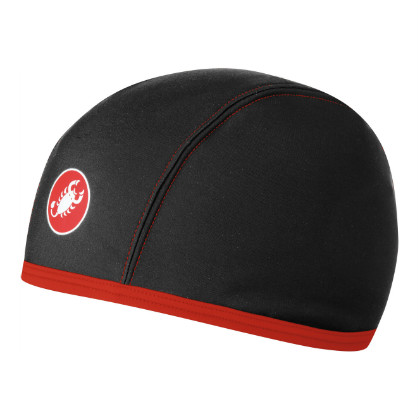Castelli thermo skully zwart 11551-010 2014  CA11551-010