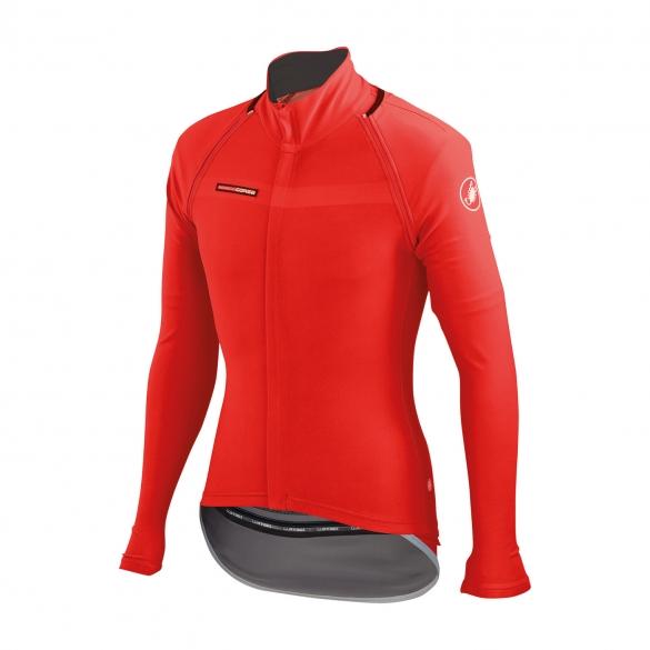 Castelli Gabba 2 convertible jacket rood heren 14512-023  CA14512-023
