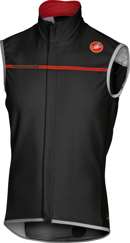 Castelli Perfetto vest zwart heren 16508-010  16508-010