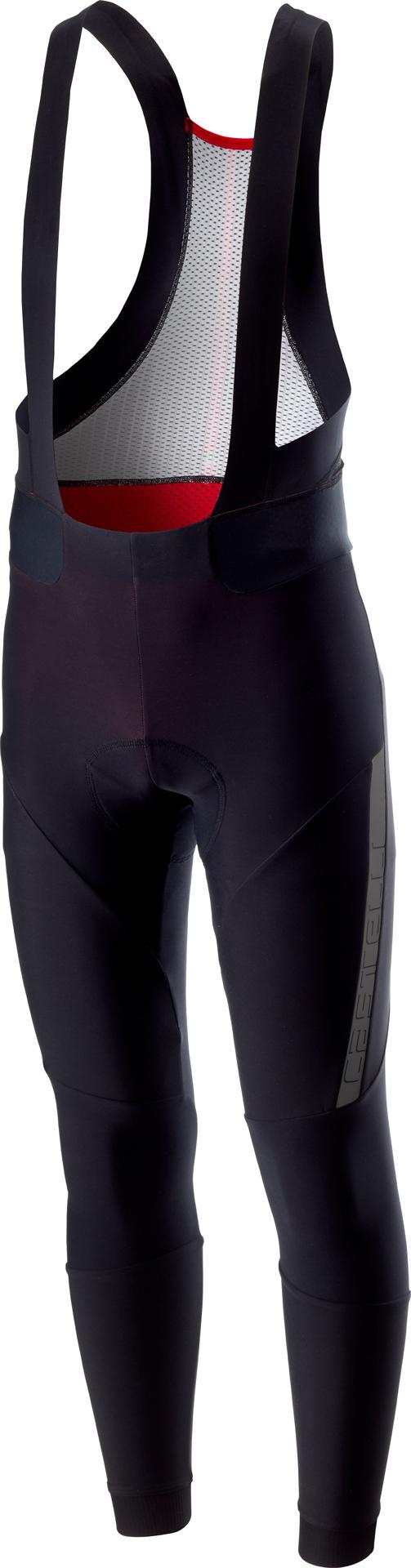 Castelli Sorpasso 2 bibtight zwart/reflex heren  17516-110