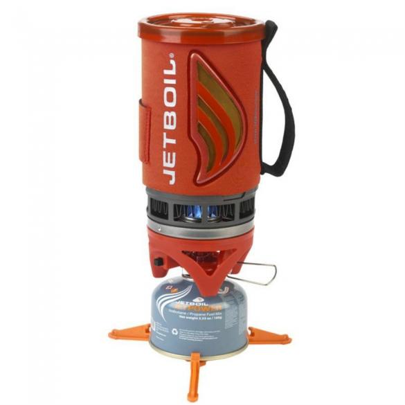 Jetboil Flash Tomato brander en beker ineen (00973622)  973622