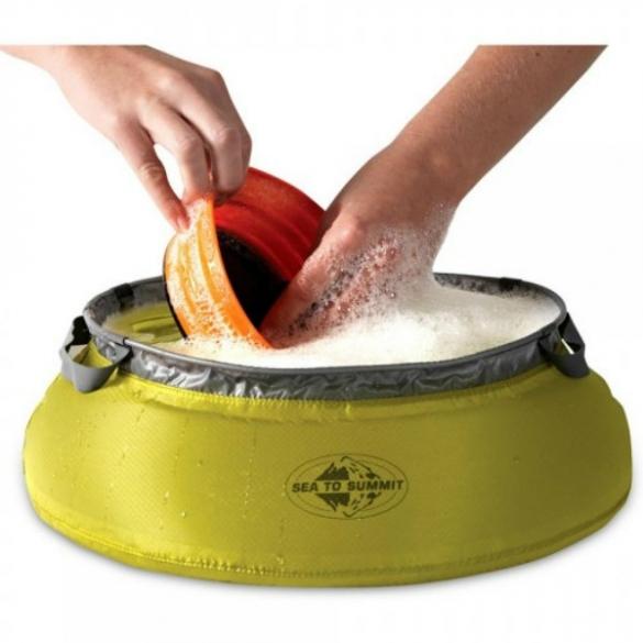 Sea To Summit Ultrasil opvouwbare wasbak 10 liter 974743 kopen? Bestel bij ou # Wasbak Gewicht_224808