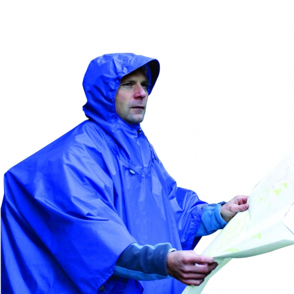 Sea to Summit Nylon Tarp Poncho 971779  00971779