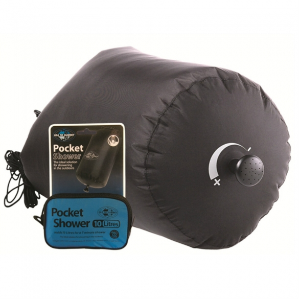 Sea To Summit pocket shower 972312  00972312
