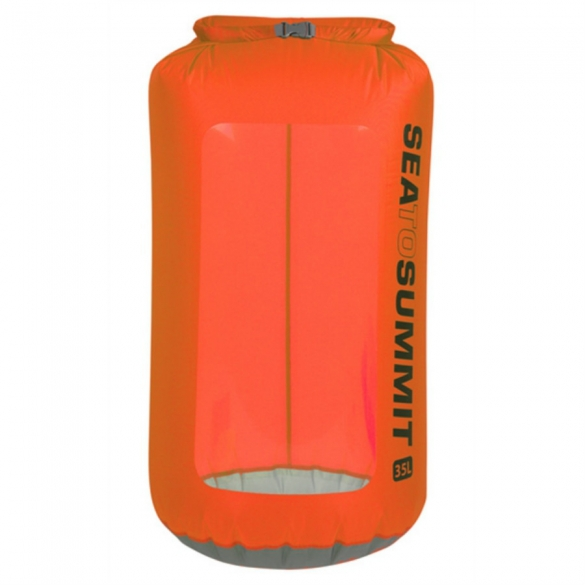 Sea To Summit UltraSil view dry sack XXL 35 liter oranje 974775  00974775