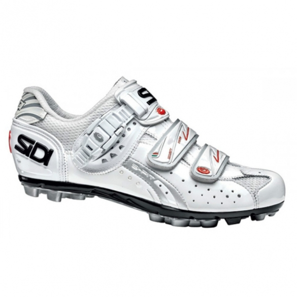 Sidi Eagle 5 Fit mountainbikeschoen dames wit  SIDIEAGLE5WWHITE
