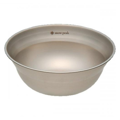 Snow Peak tableware bowl M (TW-030)  SPTW030