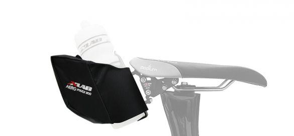 XLAB Aero Pouch 300 zadeltas zwart  XLAP300